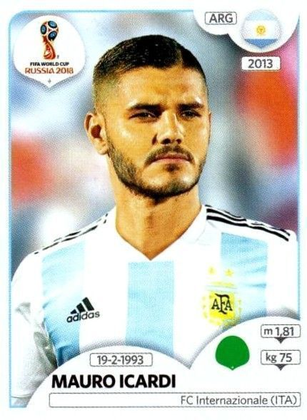 Panini sort son album de la coupe du monde 2018 #6