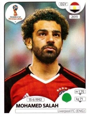 Panini sort son album de la coupe du monde 2018 #2