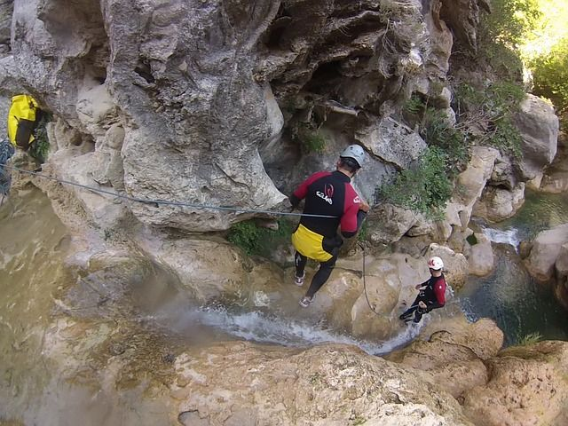 Canyoning, la star des sports outdoor en Corse de l'été
